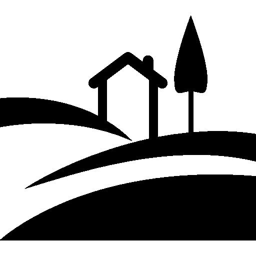 casa com planta tosca